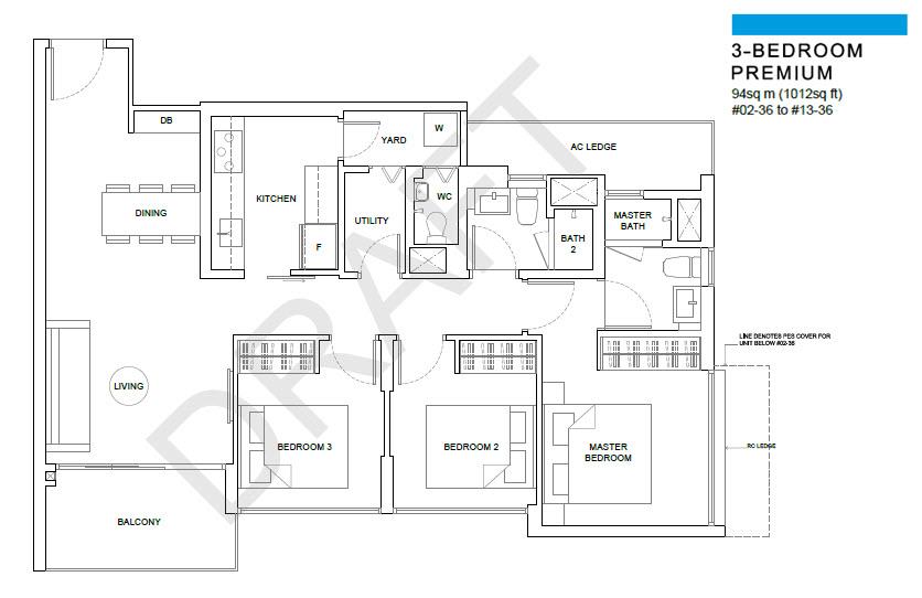 3 Bedroom 2