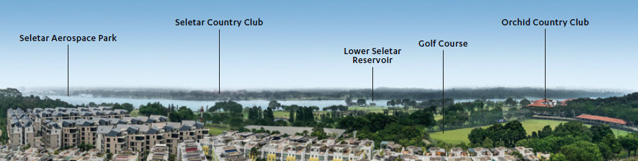 Seletar View of The Criterion EC